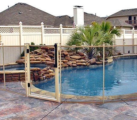 Pool Gates Red River Fence